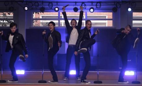 Glee Stars Spill Storyline, Relationship Secrets