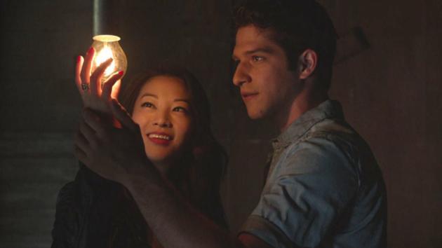 A Promise to the Dead Scene - Teen Wolf Season 4 Episode 11