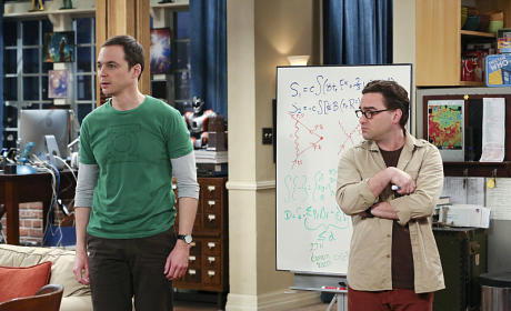 Solve This Puzzle! - The Big Bang Theory Season 9 Episode 10