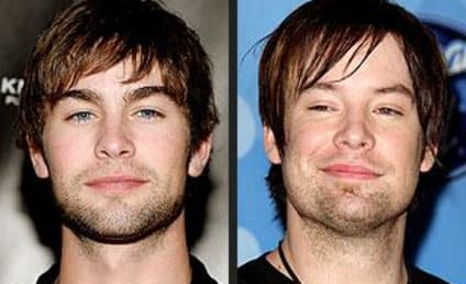 American Idol Look-alike: David Cook, Chace Crawford