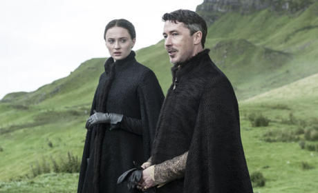 Sansa's Surprise - Game of Thrones Season 5 Episode 3