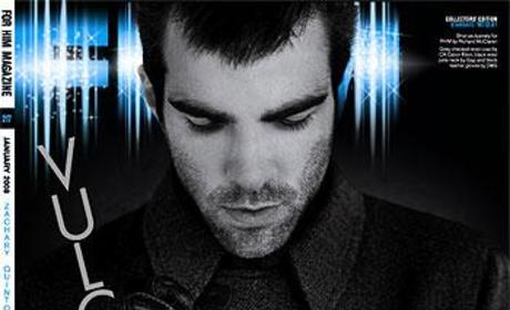 A Zachary Quinto Photo