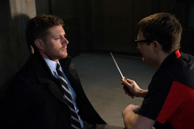 Del Takes Dean