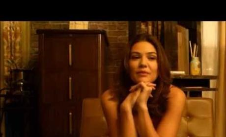 Danielle Campbell on Bringing Davina to Life