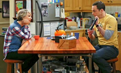 The Big Bang Theory: Watch Season 8 Episode 21 Online