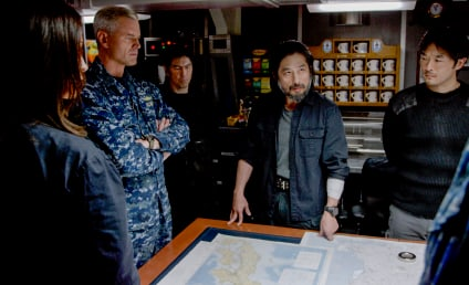 The Last Ship Season 3 Episode 11 Review: Legacy