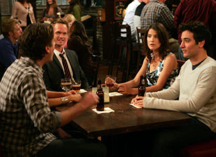 Watch How I Met Your Mother Season 4 Episode 9 Online
