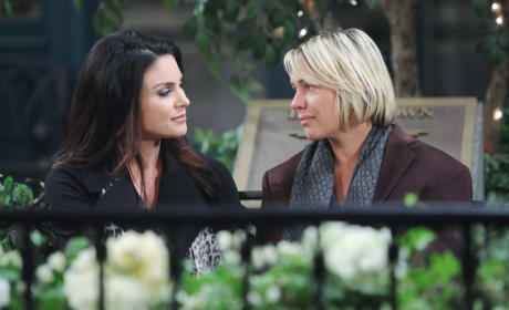 Chloe and Nicole - Days of Our Lives
