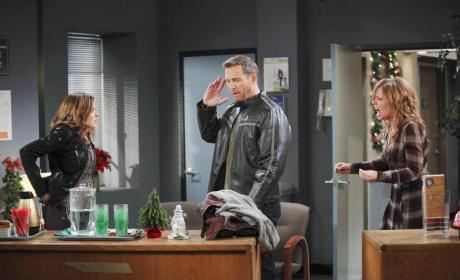 Yet Another Fight - Days of Our Lives