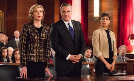 The Good Wife Spinoff: A Go on CBS All Access!