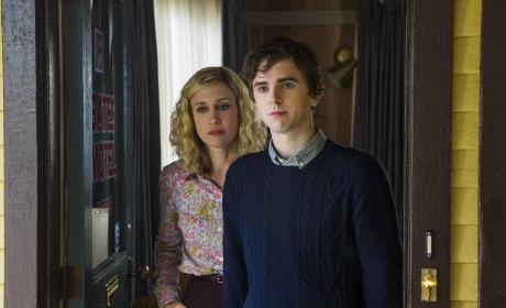 Norma and Norman - Bates Motel