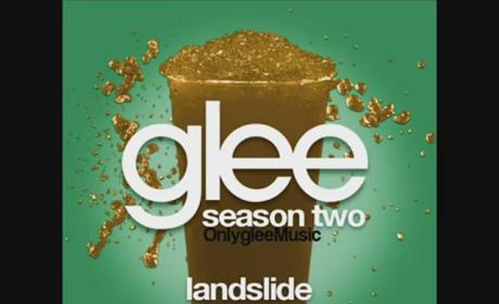 "Gwyneth Paltrow to Cover ""Landslide"" on Glee: First Listen!"