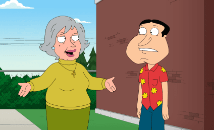 Family Guy Season 13 Episode 10 Review: Quagmire's Mom