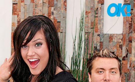Lacey Schwimmer and Lance Bass are OK!
