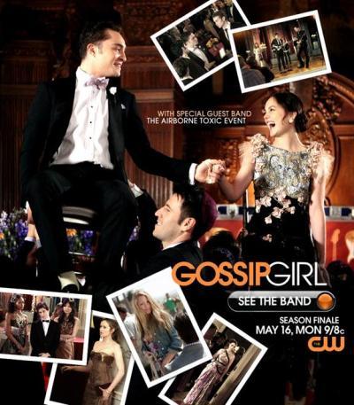 Gossip Girl Season Finale Poster