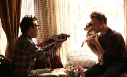 Glee Review: Who Let The Dogs Out?