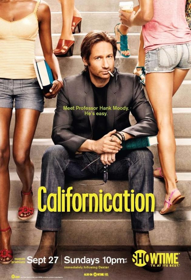 Californiacation Season 3 Poster