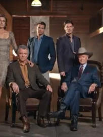 Dallas cast pic tnt