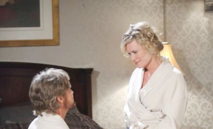 Days of Our Lives Review: Steve & Kayla Make Love