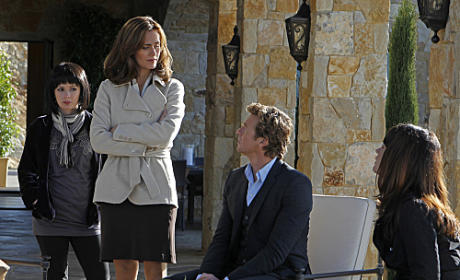 TV Ratings Report: Season High for The Mentalist