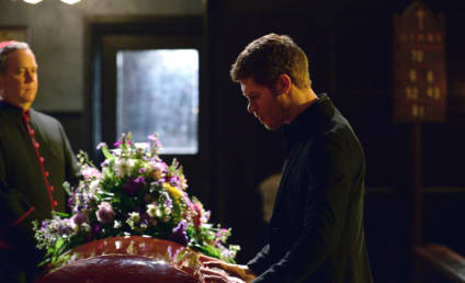 The Originals Review: Sins of the Father