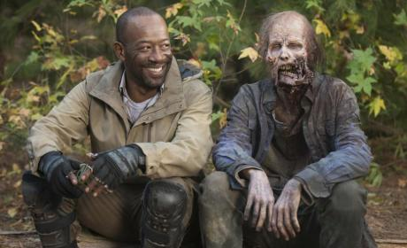 Which The Walking Dead Friends are You and Your BFF?