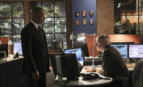 Sitting One Out - NCIS Season 12 Episode 15