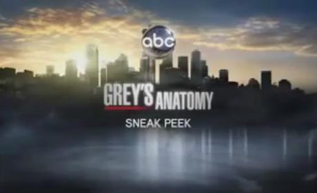 Grey's Anatomy 'Put Me in Coach' Clip: Lexie Pitching