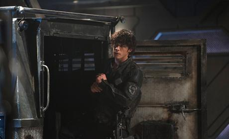 The 100 Photo Preview: Crazypants Jaha