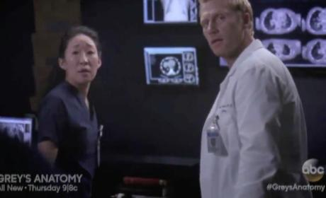 Grey's Anatomy Sneak Peeks: Ying and Yang