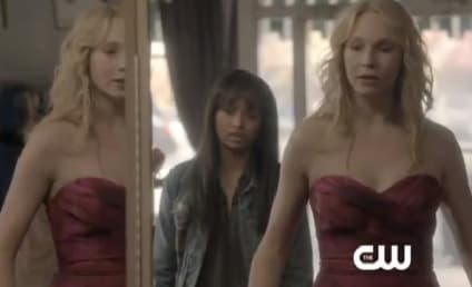 The Vampire Diaries Clip: Super Hot, Terribly Cold