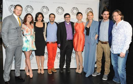 Once Upon a Time PaleyFest Pic