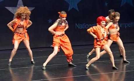 Dancing It Up - Dance Moms
