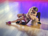 Nastia Liukin and Derek Hough - Dancing With the Stars Season 20 Episode 4