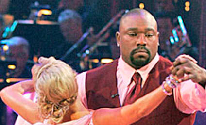 Last Night's Dancing With the Stars: Behind the Scenes