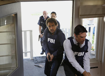 Watch Criminal Minds Season 9 Episode 1 Online