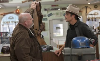 Justified Review: Cutthroat Pawn