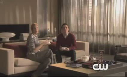 "Gossip Girl Sneak Peek: ""Damien Darko"""