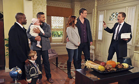 How I Met Your Mother Review: Bro-Parents Activate!