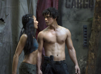 Watch The 100 Season 1 Episode 2 Online