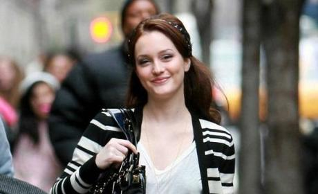 A Prank Courtesy of Leighton Meester