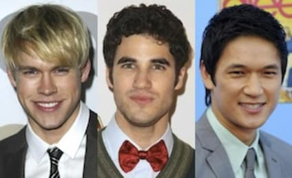 Glee Cast Shake-Up: Darren Criss, Harry Shum to Return; Chord Overstreet Out!