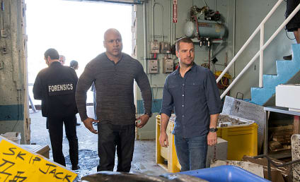 NCIS: Los Angeles Photo Preview: Fishy Explosion
