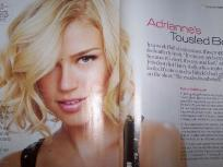 Adrianne Palicki in InStyle