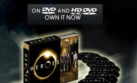Newspaper Showers Heroes DVD, Friday Night Lights DVD with Praise