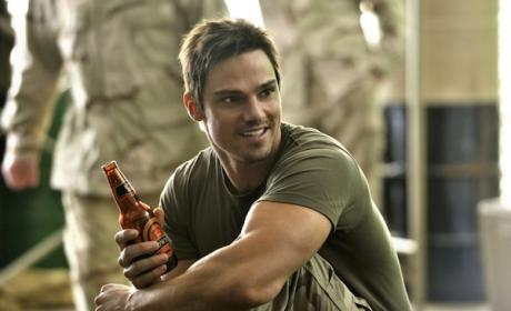 Jay Ryan as Vincent Keller -- Beauty and The Beast