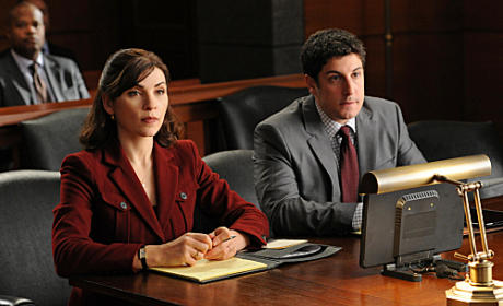 Jason Biggs on The Good Wife