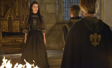 Reign Series 2 Premiere Photos: Separated!