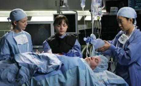 Mer, Cristina, Hannah