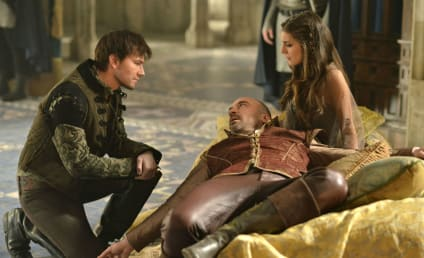 Reign First Look: Down Goes the King!